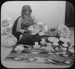 hopi indian tribe artifacts