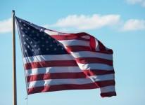 american flag u.s. usa