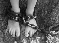 feet chains slave