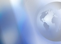 globe world map earth warming environment communication