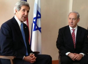 john kerry benjamin netanyahu prime minister iran nuke talks deal