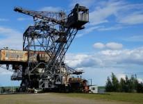 coal excavator mine energy