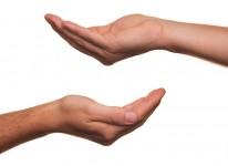 campaign donate donation fundraise money handout