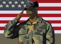 soldier military veteran