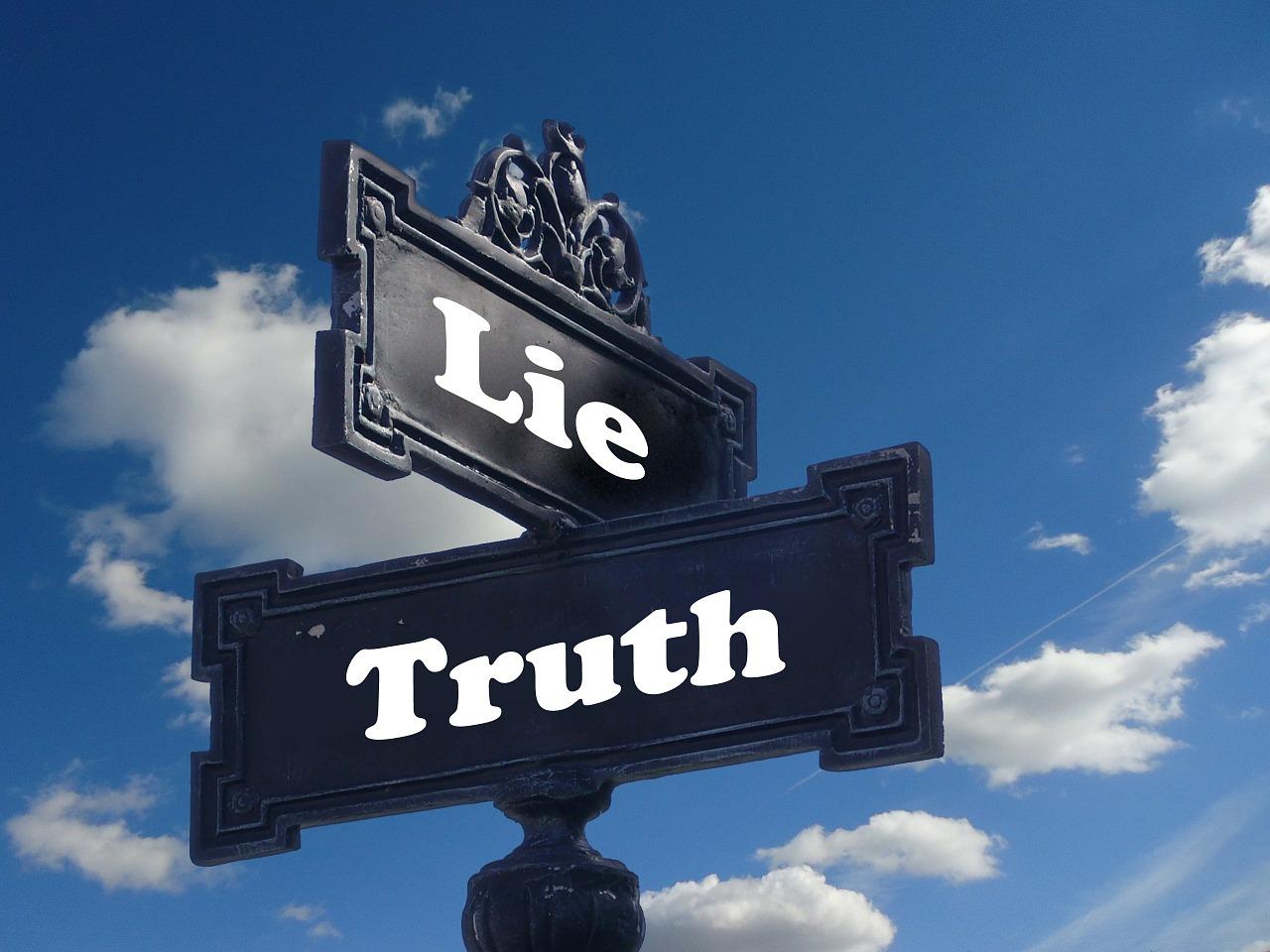 true truth lie