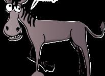 donkey democrat ass