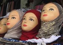 Hijab headscarf muslim islam arab