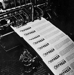 Printing Pravda