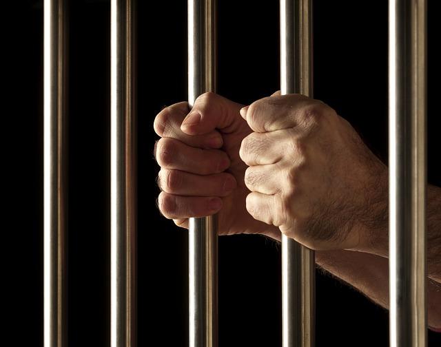 wfp crime jail prison felon criminal law convict