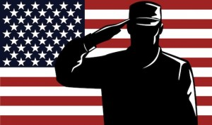 troop american soldier serviceman salute military  army navy marines air force