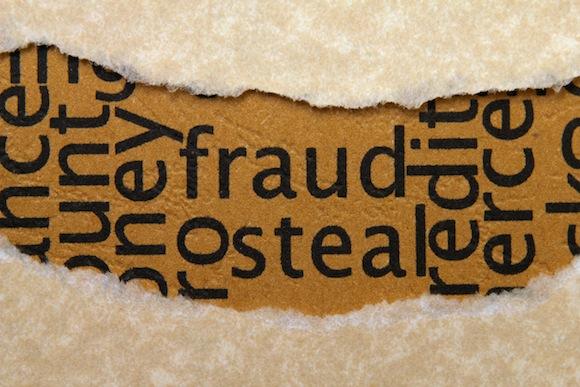 Fraud steal