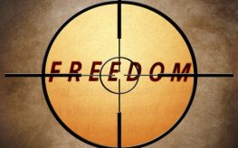 Freedom target
