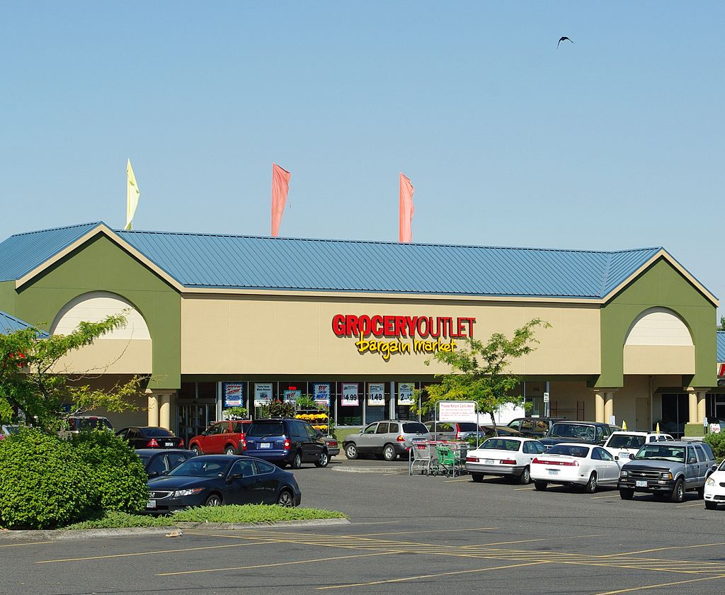 Oregon supermarket