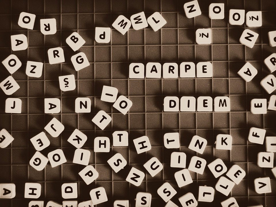 quotes - cites carpe diem