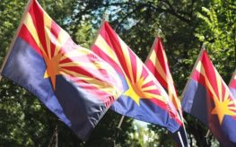 arizona flag az week