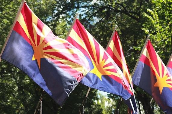 arizona flag az week