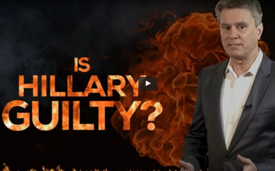 Bill Whittle:  Is Hillary Guilty?