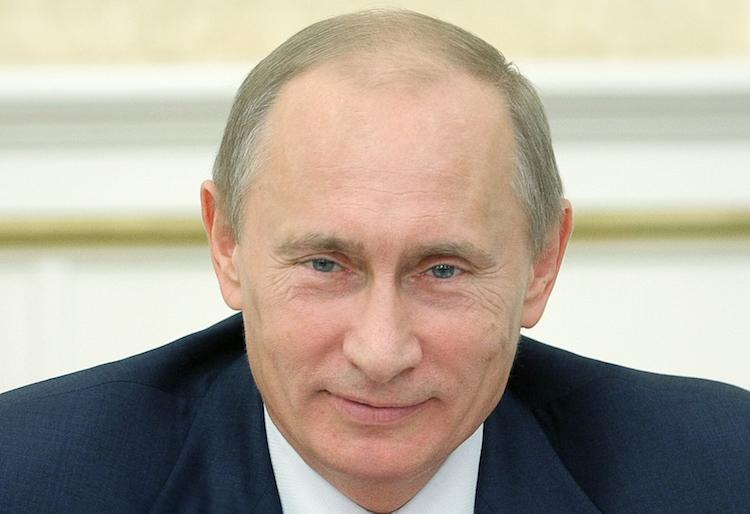 wpf Vladimir Putin russia