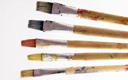 Brushes art paint create