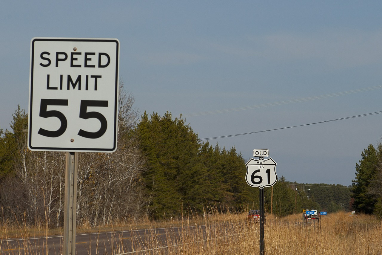 Hillary Wants Us to Drive 55:  Crackdown on Speed Limits is About Control & Won't End There