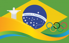 Brazil Flag Olympics