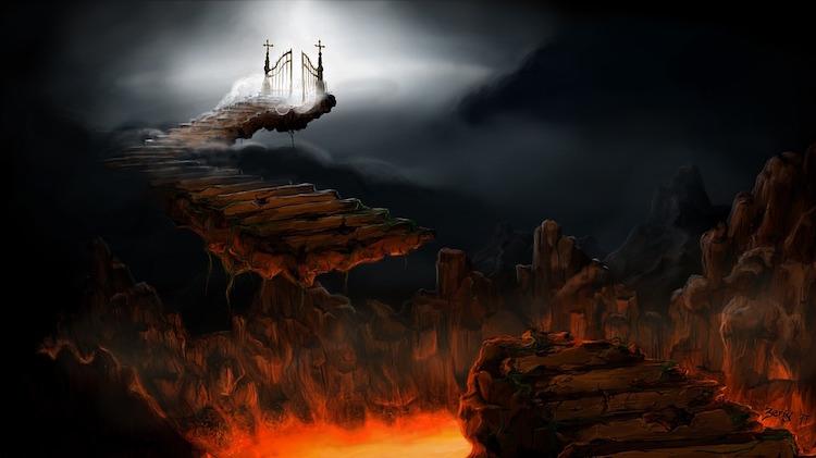 wfp heaven hell religion faith