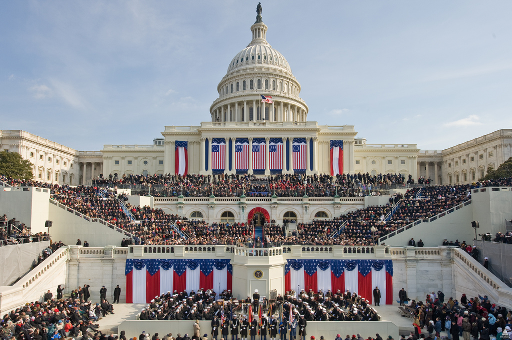President Trump's Inaugural Address - A Watershed Declaration