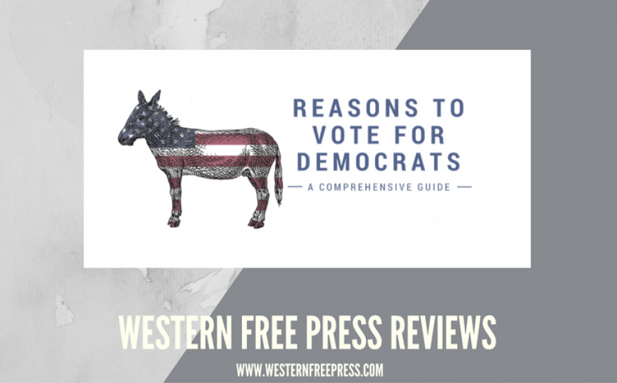 Book Review: Reasons To Vote For Democrats by Michael J. Knowles