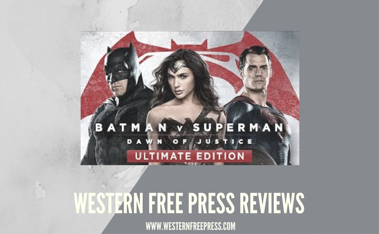 The Greatest Conservative Films: Batman v. Superman: Dawn Of Justice—Ultimate Edition (2016)